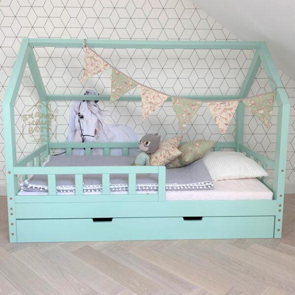 Kinderbett mit Schublade Bell Nuo