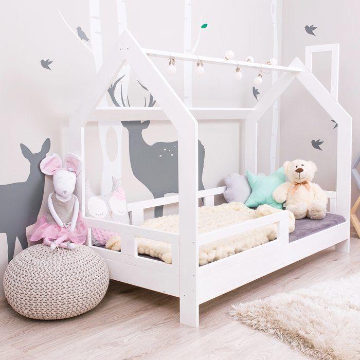 HAUSBETT Für Kinder Kinderbett Mit SCHUBLADE MILO