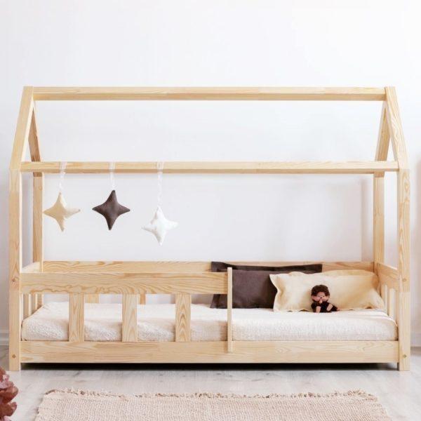 hausbett für Kinder Holz