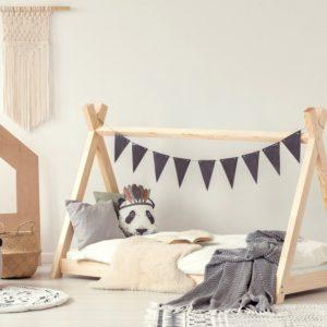 TIPI Bett Hausbett für Kinder