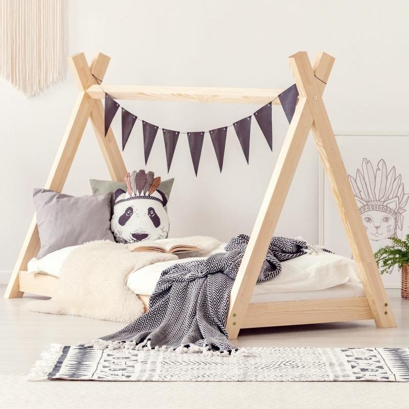 Bett Zelt Kinder