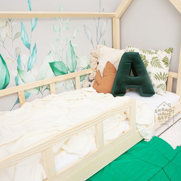 Hausbett mit Rausfallschutz