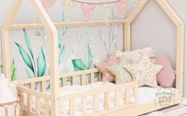 5 Dinge, die Sie beim Kauf eines Kinderbetts beachten sollten