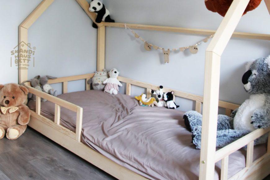 Hausbett – die perfekte Wahl für ein Kinderzimmer!