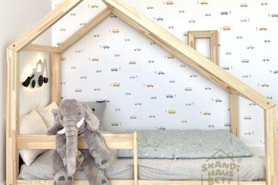 Kinderbetten im skandinavischen Stil. Was soll man eigentlich wählen?