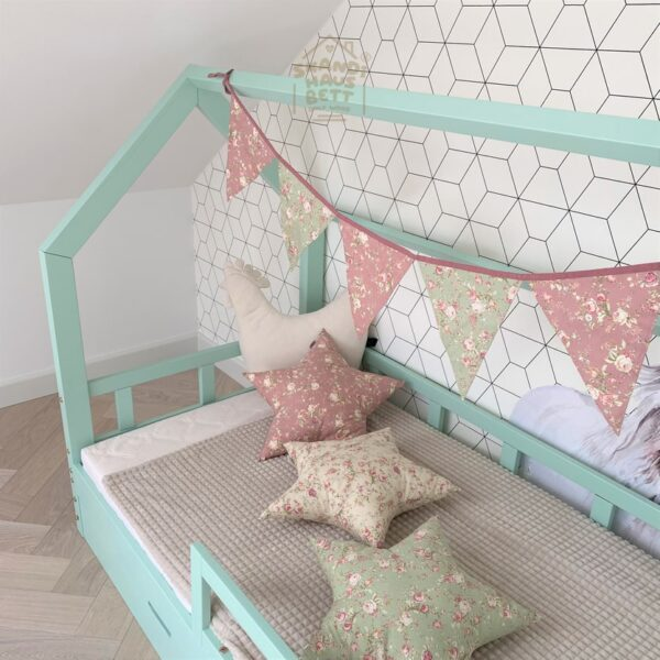Hausbett Kinderbett Schublade