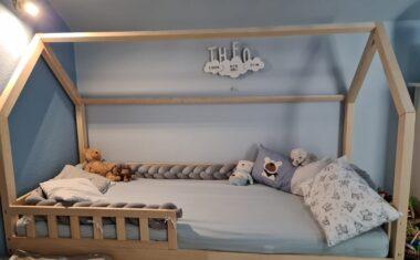 Wie wählt man ein sicheres Kinderbett?